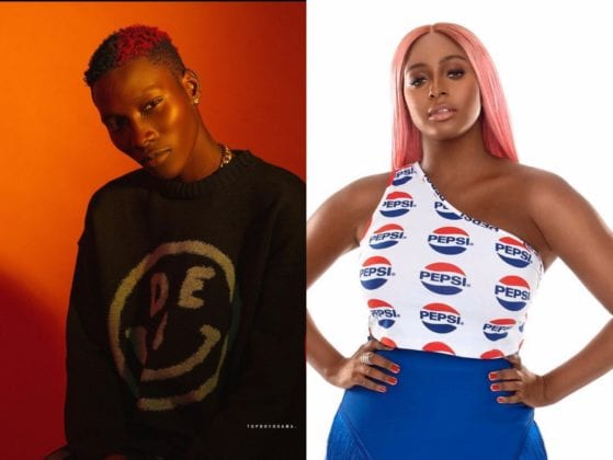 """A Lot of People Are Sleeping on Me""- Zinoleesky Opens Up on Africa Now Radio With DJ Cuppy"