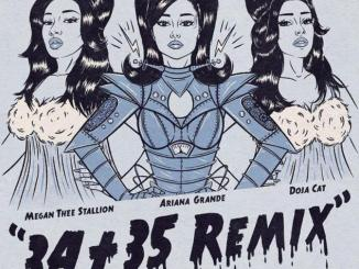 Ariana Grande – 34+35 (Remix) Ft. Megan Thee Stallion & Doja Cat