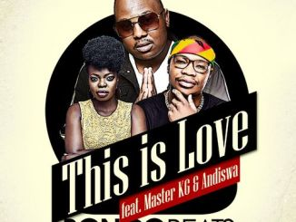 Bongo Beats – This Is Love Ft. Master KG, Andiswa