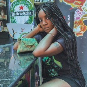 Seyi Shay Causes Disturbance On IG With Butt Naked Photos