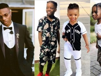 Wizkid Explains he doesn't want his children to follow his footsteps