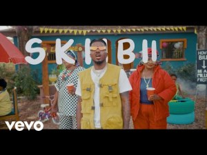 Are You Vhere? (Official Video) Performed by Skiibii