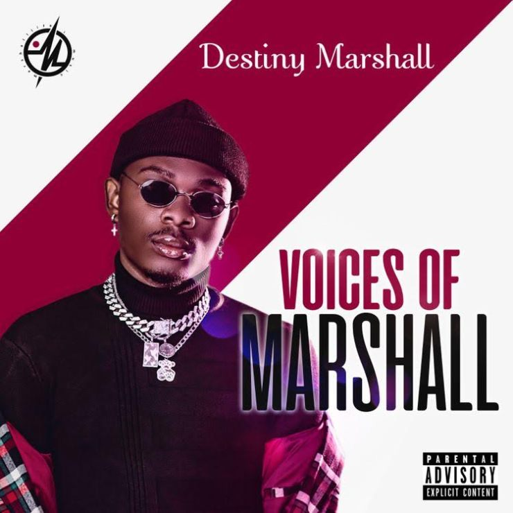 Destiny Marshall - Voices Of Marshall