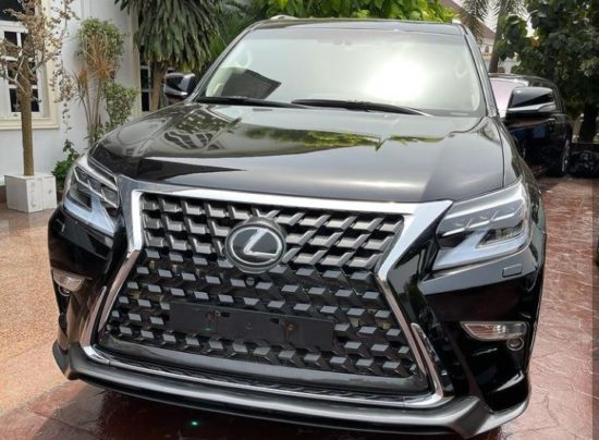 E-Money gifts luxury cars to people on his 40th birthday (Photos)
