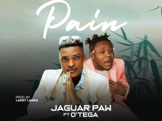 Jaguar Paw Ft. Otega - Pain