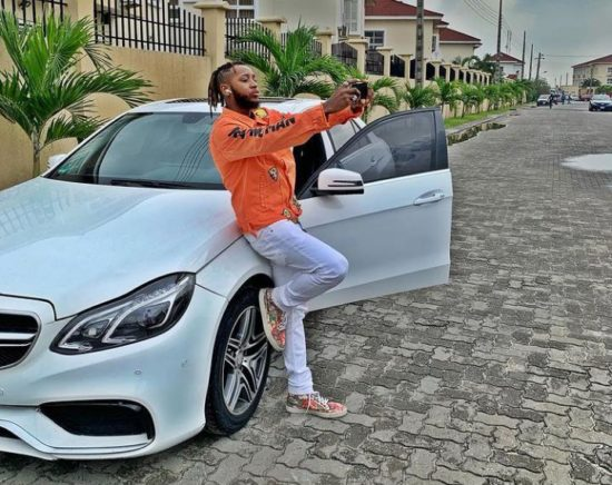 My net worth of over ₦3.7Billion was made possible through God – Rapper, Yung6ix