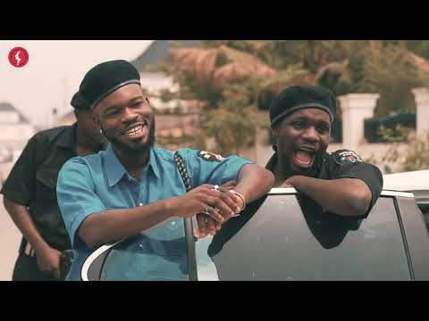 VIDEO: Broda Shaggi & Officer Woos - Caught By Real Officers (Comedy Video)