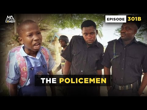 VIDEO: Mark Angel Comedy - The Policemen (Episode 301B)