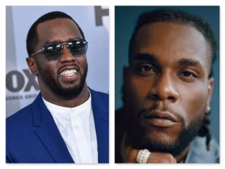 """YOU DID IT KING!!!"" – Diddy Congratulates Burna Boy"