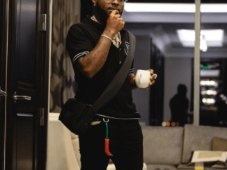Davido Hints On New Club Banger With Zlatan And Mayorkun