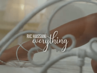 "LYRICS: Ric Hassani – ""Everything"""