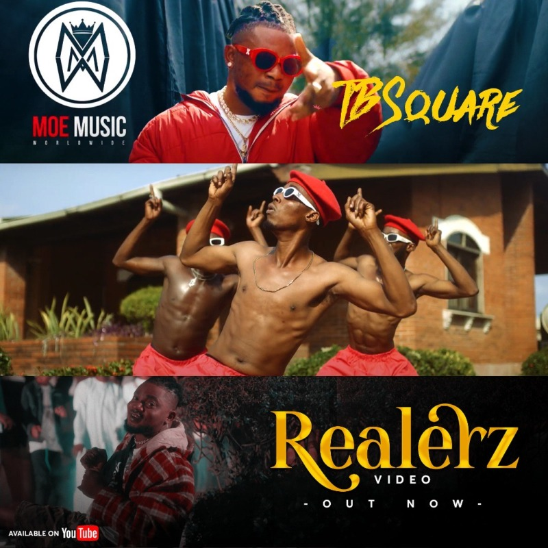 "VIDEO: TB Square – ""Realerz"""