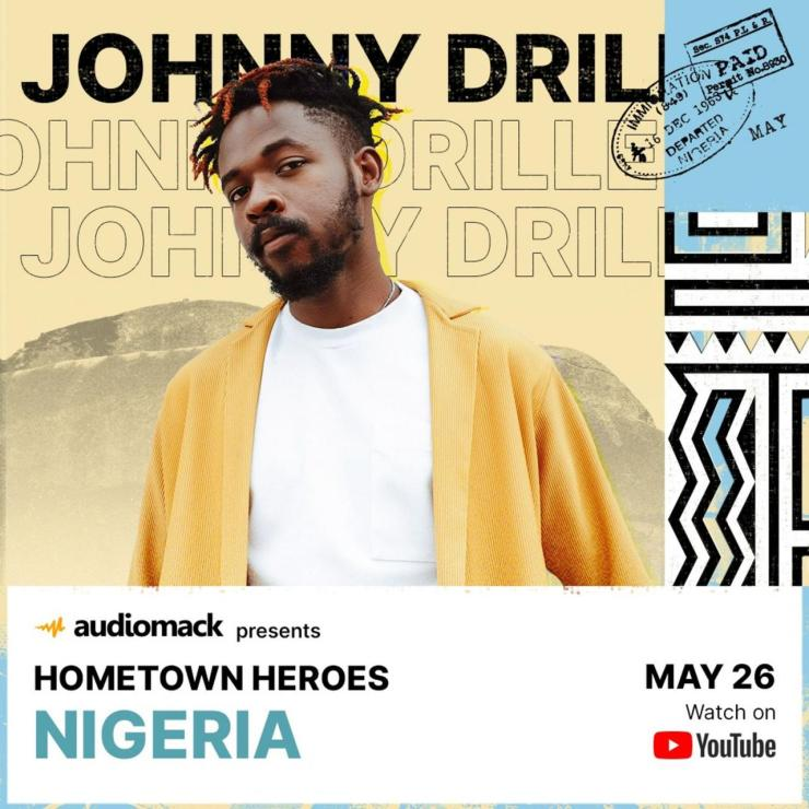 Johnny Drille - Mr. Right (Hometown Heroes Version)