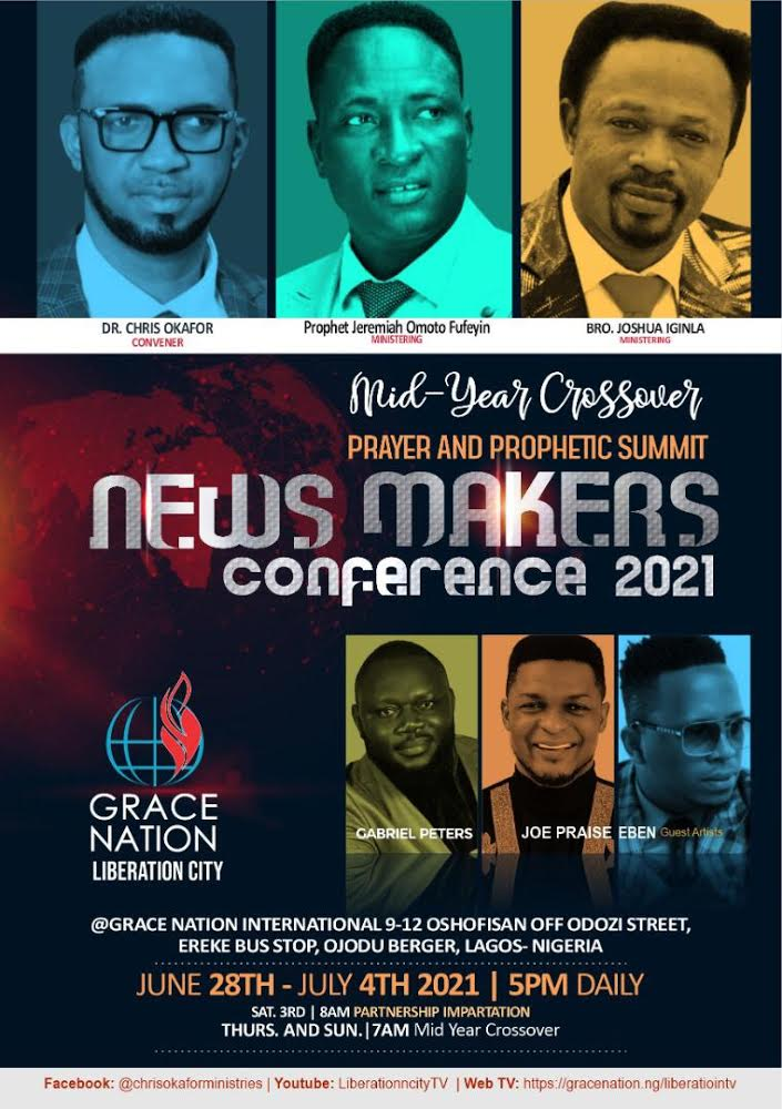 VIDEO: News Makers Conference 2021
