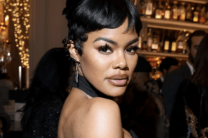 Teyana Taylor Becomes The First Black Woman To Be Named Maxim's Sexiest Woman Alive