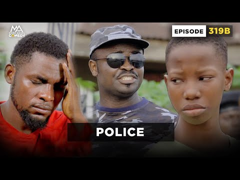 VIDEO: Mark Angel Comedy - Police (Episode 319B)