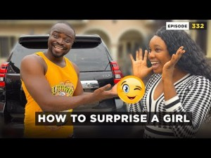 VIDEO: Mark Angel Comedy - How to Surprise a Girl (Episode 332)