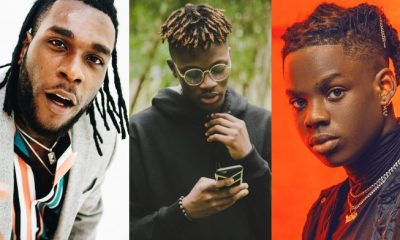 Psycho YP, Rema, Burna Boy, Other Nigerian Acts Top Apple Music Album Charts