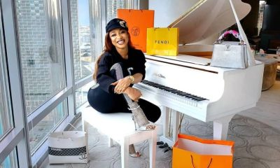 Tonto Dikeh About To Be Deported From Dubai For Cursing And Fighting With Security Officials