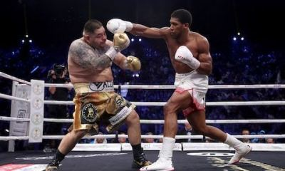 Anthony Joshua regains heavyweight titles with classy points win over Andy Ruiz Jr
