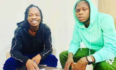 Naira Marley Officially Signs Mohbad, Zinoleesky, C blvck & Fabian