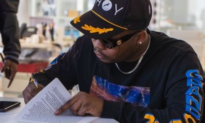 BIG ONE!! Olamide Goes Global As He Got Joint Venture Deal with International label, Empire (Photos)