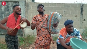 VIDEO: Broda Shaggi Comedy - Shaggi And His Friends Turn Beggars