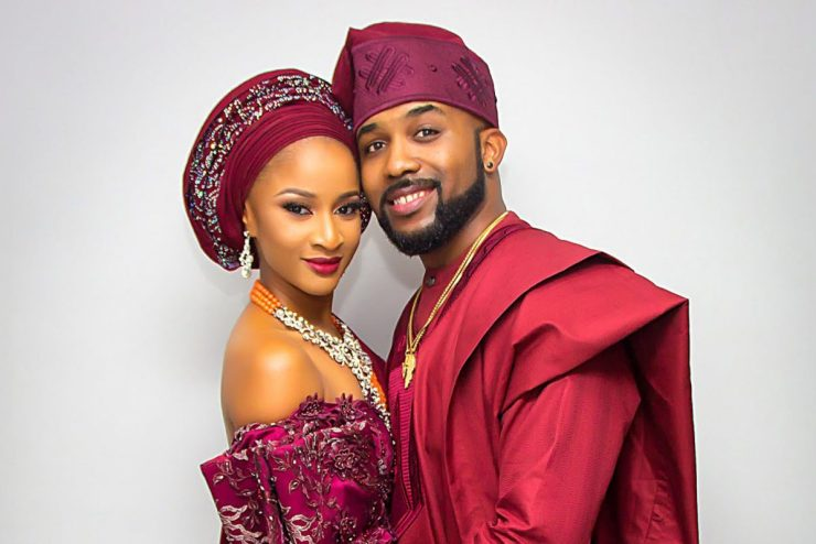 Adesua Etomi and Banky W Expecting Their First Child