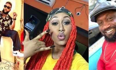 Kcee Reacts To Jude Okoye and Cynthia Morgan Saga