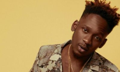 Mr. Eazi Voices Out Earning Little From His Song With 10 Million Streams