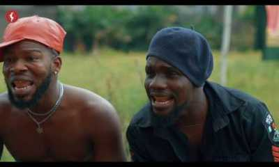 VIDEO: Broda Shaggi And Officer Woos Needs A Virgin (Comedy)