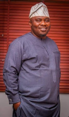 Adeniyi Rasaq (Chairman, Eredo LCDA) Supply Over 2,500 Relief Packages To Residents