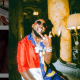 Davido Spot To Using Crutches After Spraining His Knee In An Accident