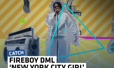Fireboy DML - New York City