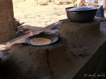 March 2015, Costa Rica. Copyright © Sherley J. Edinbarough (Surely, Sherley and/or SurelySherley), 2015. Fresh tortillas being made on an outdoor stove.