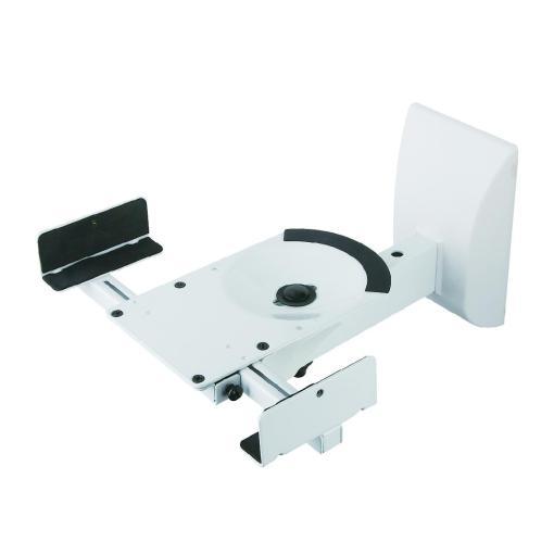 Side Clamping Speaker Wall Mounts White (SSWB201W) 1