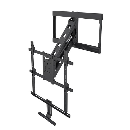 """55""""-80"""" Above Fireplace Pull-down Full-motion TV Wall Mount (SMF800) 4"""