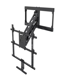"""55""""-80"""" Above Fireplace Pull-down Full-motion TV Wall Mount (SMF800) 10"""