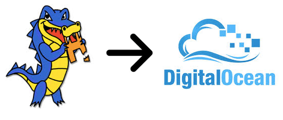 Moving From Hostgator To Digital Ocean