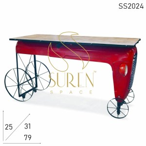 SS2024 Suren Space Automobile Bar Table Counter Design