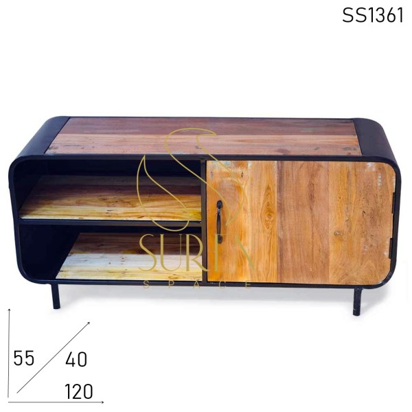 SS1361 Suren Space Reclaimed Furniture Tvc Design for Rooms