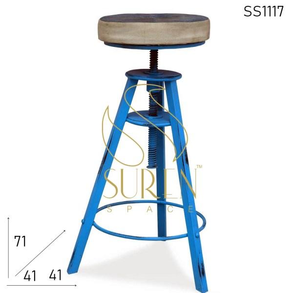SS1117 Suren Espacio Azul Angustia Industrial Estilo Bar Muebles