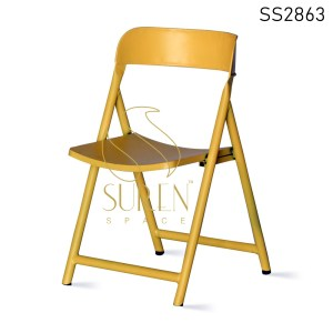 MS Colorfull Outdoor Bistro Café Chair