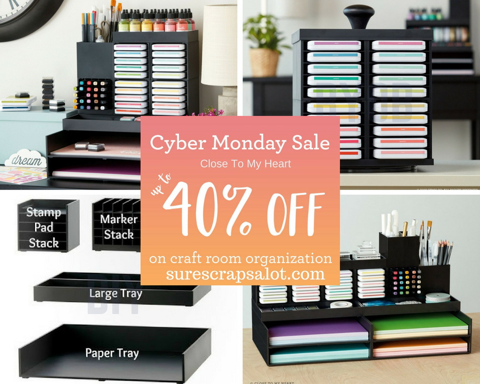 CTMH Cyber Monday Sale 2017
