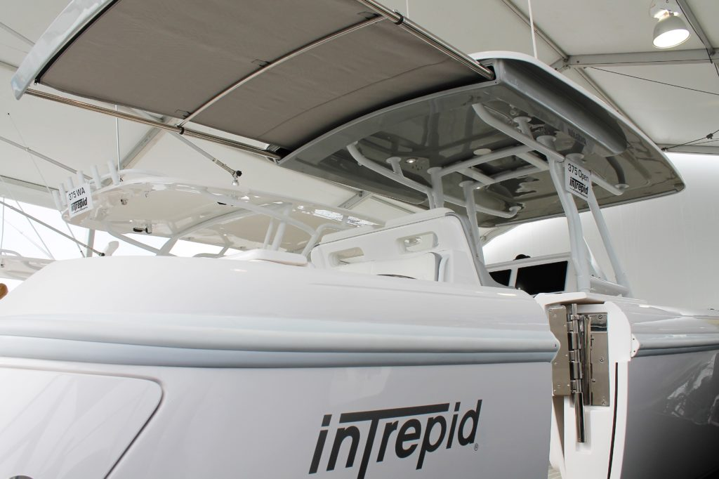 intrepid 375 Open