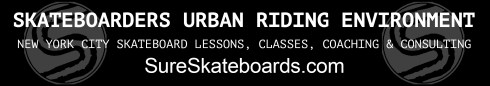 New York City Skateboard Lessons, Classes, Coaching, and Consulting