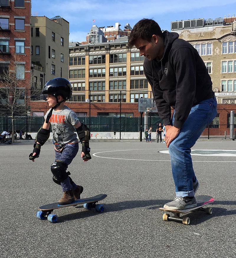 Skateboarding Lessons
