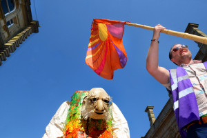Accrington Biggest Weekend Parade - Cllr Glen Harrison