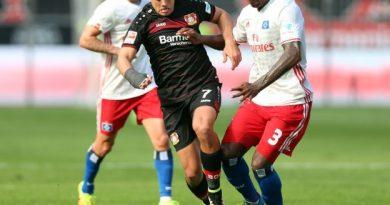 Javier Hernández, Chicharito, Bayer Leverkusen Foto: Cortesía
