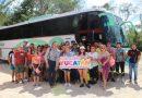 Ganadores del rally Redescubre Yucatán visitan Xkekén y Balankanché